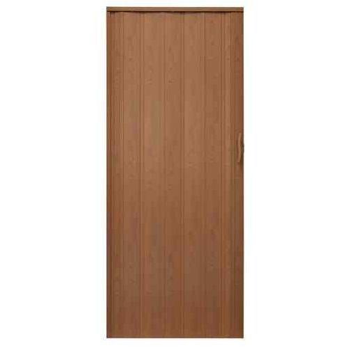 Gockowiak Drzwi harmonijkowe 008p 42 calvados mat 80 cm
