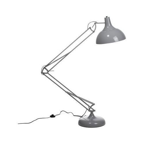 Lampa stojąca szara 175 cm PARANA (4260580927869)