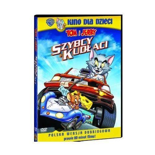 Tom i Jerry, Świąteczne przygody / Szybcy i kudłaci (2xDVD) - Galapagos