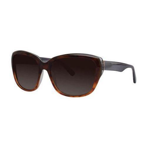 Vera wang Okulary słoneczne v446 tortoise gradient
