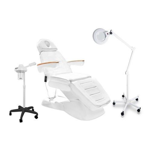 Activ Zestaw fotel elektr. lux + wapozon jy10 + lampa lupa r6