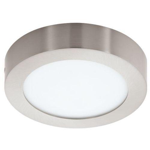 lampa sufitowa FUEVA 1 okrągła 17 cm - nikiel satynowy PROMOCJA!, EGLO 94523