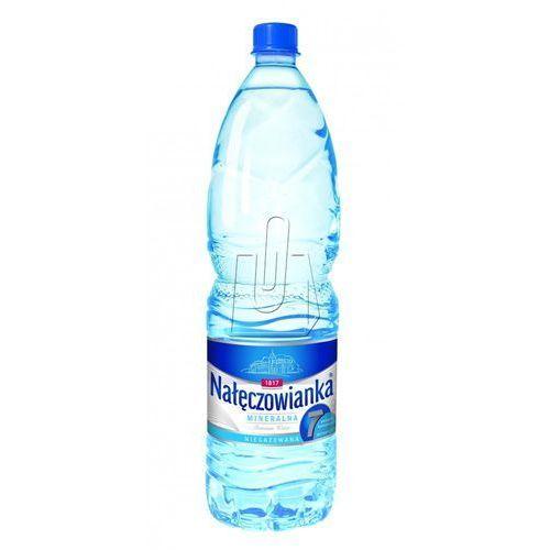 6x1,5l woda mineralna niegazowana marki Nałęczowianka