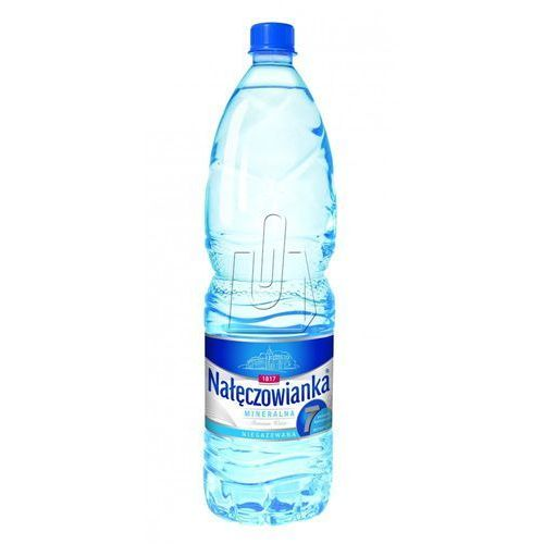 Nałęczowianka 6x1,5l woda mineralna niegazowana