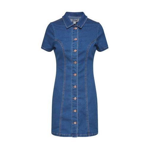 NEW LOOK Letnia sukienka niebieski denim (5045591018978)