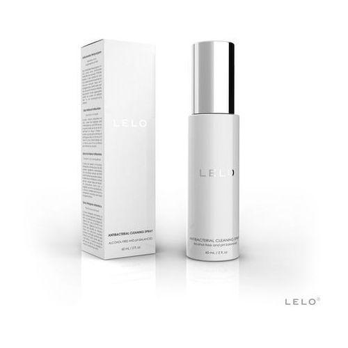 Spray antybakteryjny -  antibacterial cleaning spray 60 ml marki Lelo