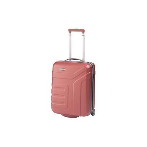 Travelite vector walizka mała 44l koralle 2-koła