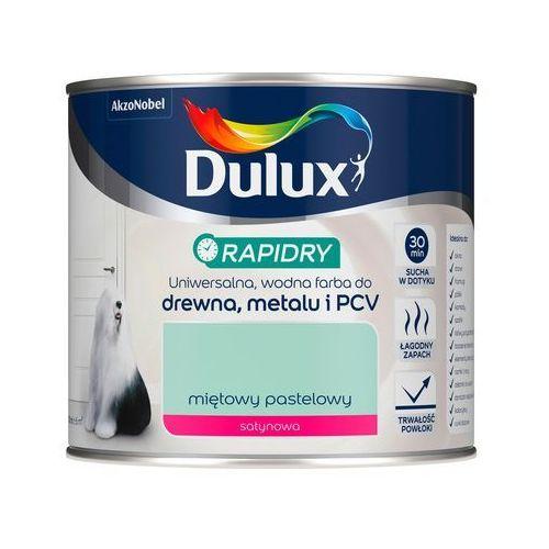 Emalia akrylowa rapidry miętowy pastelowy 0,4 l marki Dulux