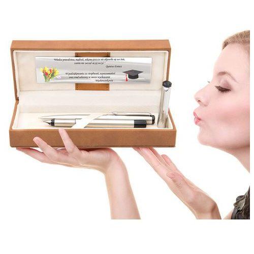 Zestaw Parker Vector Pióro wieczne i Długopis GRAWER