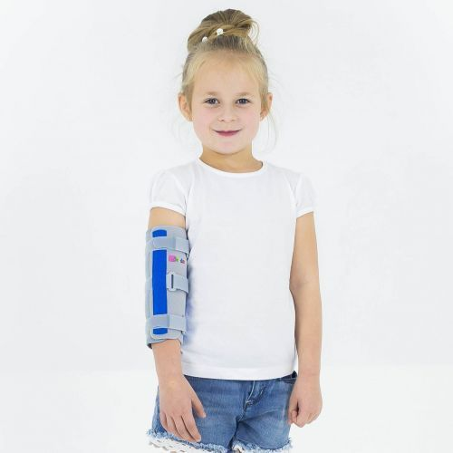 Polska Orteza pediatryczna unieruchamiająca staw łokciowy, md-113