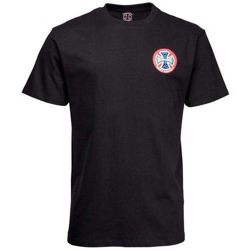 Koszulka - suspension sketch tee black (black) rozmiar: xl marki Independent