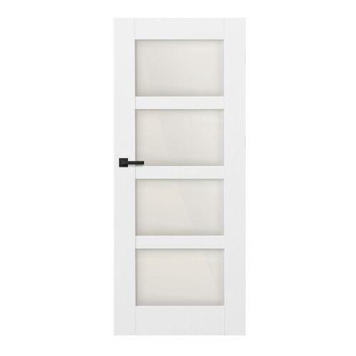 Drzwi pokojowe Connemara 90 prawe kredowo-białe, SBI003074