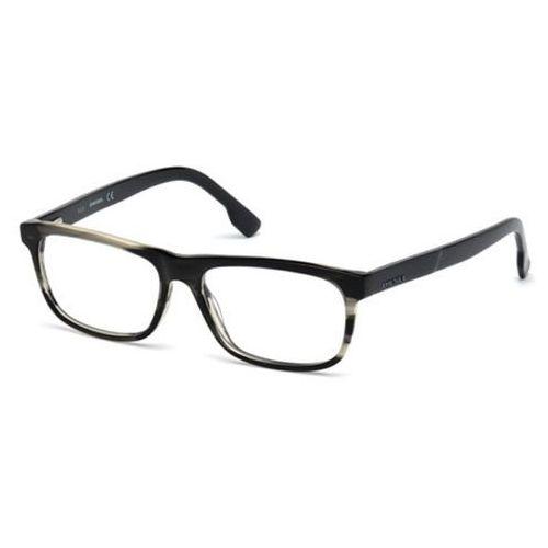 Okulary korekcyjne  dl5212 020 wyprodukowany przez Diesel