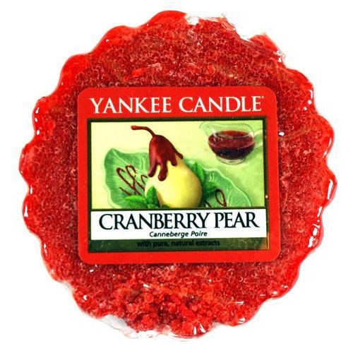 Yankee candle Wosk zapachowy - cranberry pear - 22g -