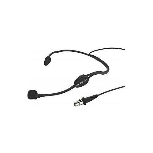 IMG Stage Line HSE-70WP, elektretowy mikrofon nagłowny - sprawdź w wybranym sklepie