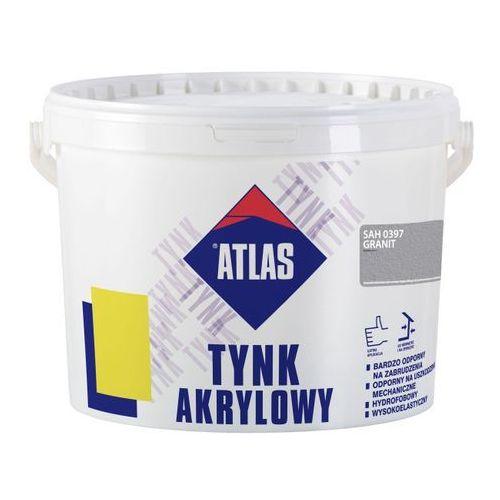 Atlas Tynk akrylowy sah 0397 granit 25 kg (5905400430707)