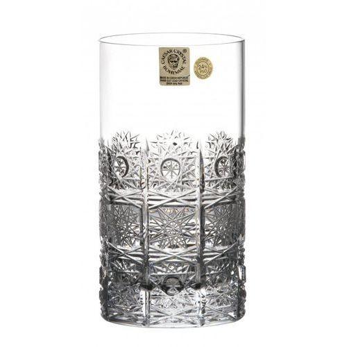 42584 szklanka 500pk, szkło kryształowe bezbarwne, objętość 350 ml marki Caesar crystal