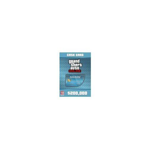 Grand Theft Auto Online: Tiger Shark Card (PC) PL KLUCZ