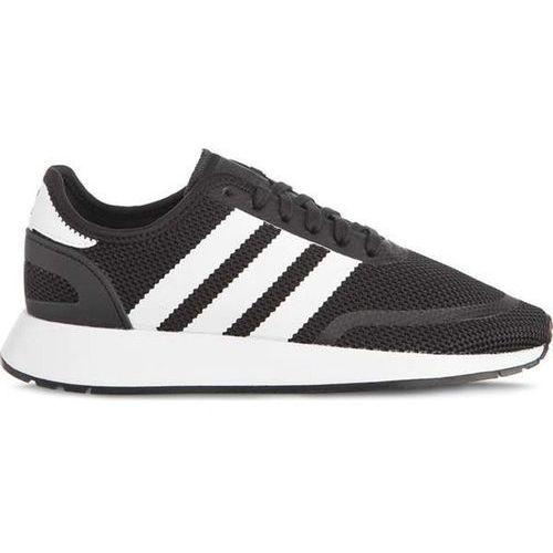 Adidas N 5923 J 692 CORE BLACK FOOTWEAR WHITE CORE BLACK - Buty Damskie Sneakersy, kolor czarny