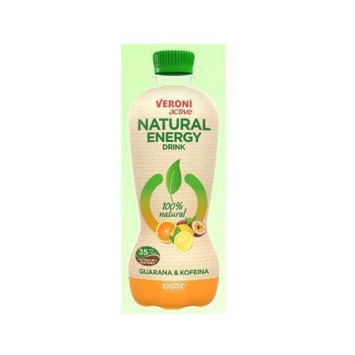 Napój energetyczny veroni active energy drink exotic 0,4 l marki Zbyszko
