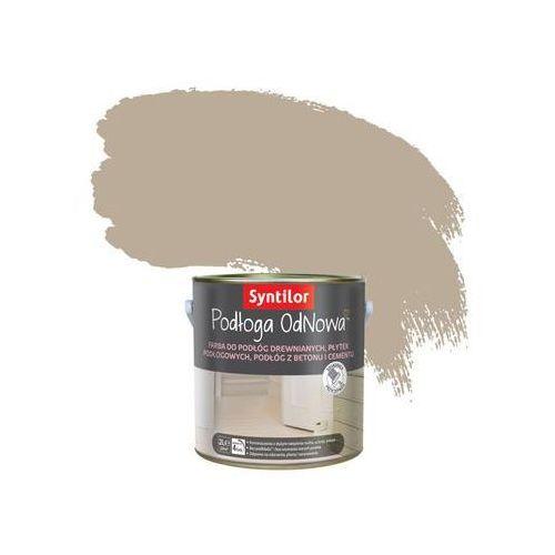 Farba do podłóg wewnętrznych PODŁOGA ODNOWA Kawa latte SYNTILOR