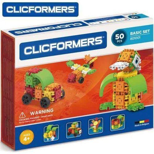 Clicformers 50 elementów, 801001 (7497179)