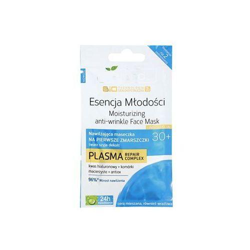 Bielenda BioTech 7D Essence of Youth 30+ maseczka nawilżająca na pierwsze zmarszczki (Plasma Repair Complex) 10 g