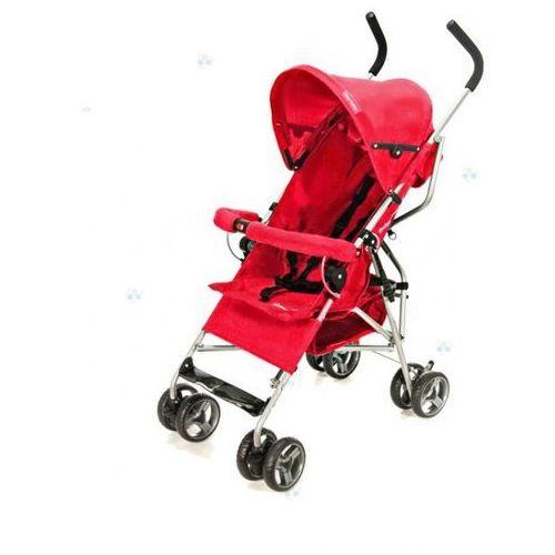 Wózek spacerowy Barton czerwony #G1