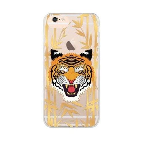 Etui FLAVR iPlate Tiger do iPhone 6/6S/7/8 Wielokolorowy (28425)
