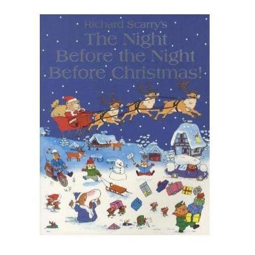 Night Before the Night Before Christmas (9780007382194)