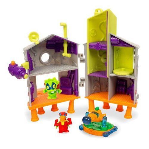 Magic box super zings seria 3 sekretne laboratorium +2 figurki superzings (8431618007303)