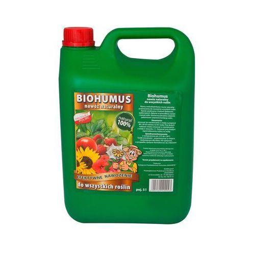 Ekodarpol Nawóz Biohumus do wszystkich roślin 5 l (5907520400943)