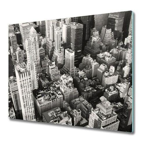 Deska do krojenia Nowy Jork lot ptaka