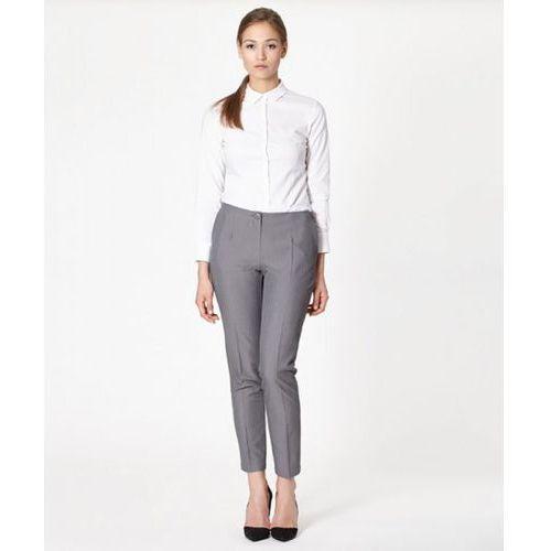 Click fashion Spodnie damskie model slavia 17203 grey