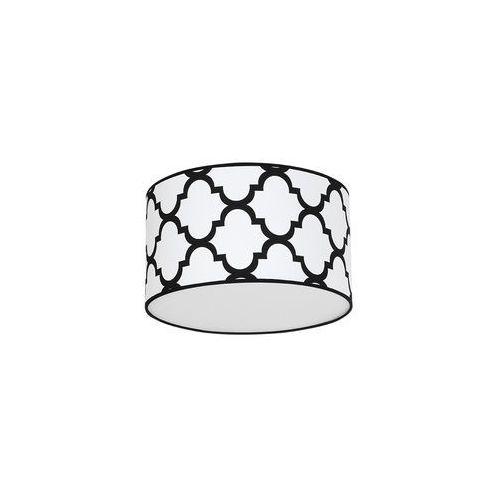 Plafon PIERRE WHITE 1xE27 MLP4407 - Milagro - Sprawdź kupon rabatowy w koszyku, MLP 4407
