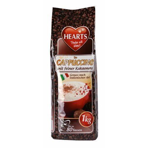 Hearts Cappuccino mit feiner Kakaonote - 1000g (4021155043809)