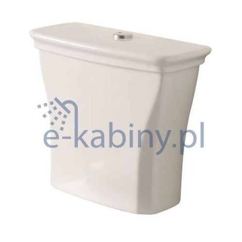 Artceram Art ceram civitas zbiornik wc do kompaktu biały cic00901;00