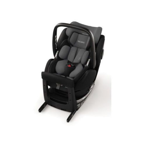 RECARO Fotelik samochodowy Zero. 1 Elite i-Size Carbon Black (4031953063329)
