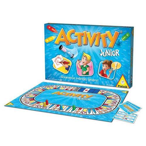 Gra towarzyska Piatnik - Activity Junior 9001890787492