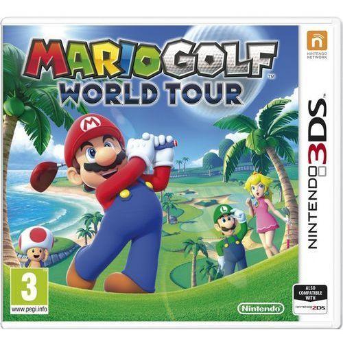 Mario golf world tour 3ds marki Nintendo