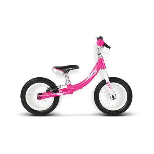 Kross Kup ubezpieczony rower mini 2016:: wyposażenie otrzymasz gratis!! sklep firmowy kross - jasno-różowy połysk