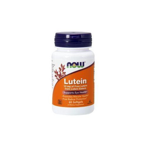 Luteina 10 mg Xangold 60 Softgels NowFoods