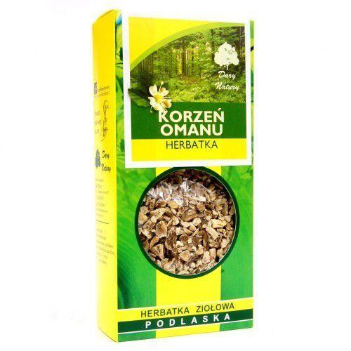 Dary natury korzeń omanu herbatka 100% 50g (5902741003447)
