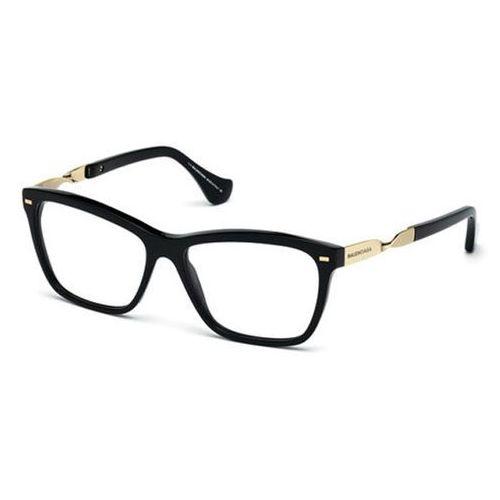 Balenciaga Okulary korekcyjne ba5014 001