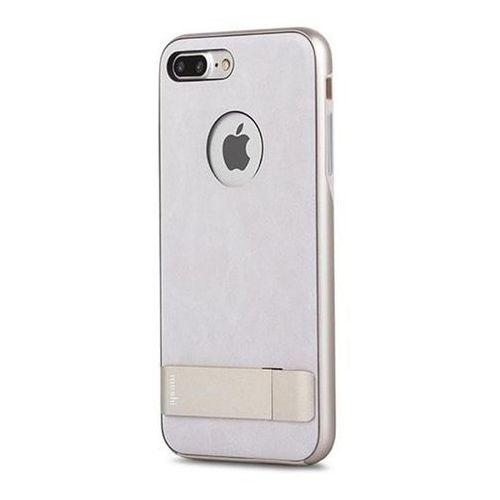 Moshi Kameleon - Etui hardshell z podstawką iPhone 7 Plus (Ivory White), 99MO089102