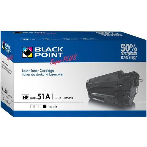 [LBPPH51A] Toner Black Point S+ (HP Q7551A)