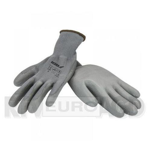 Rękawice robocze bh1009r09 szary (rozmiar l) marki Dedra