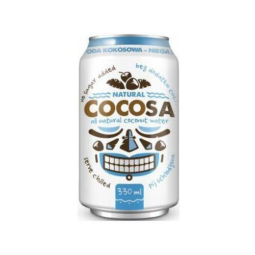 cocola natural 330 ml marki Diet food