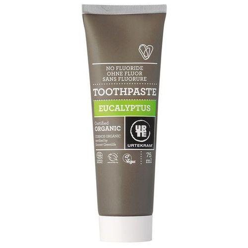 Pasta do zębów eukaliptusowa bio - 75 ml - marki Urtekram