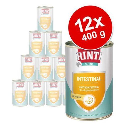 Korzystny pakiet canine (reddy), 12 x 400 g - diabetes z kurczakiem| darmowa dostawa od 89 zł i super promocje od zooplus!| -5% rabat dla nowych klientów marki Rinti